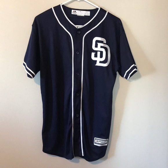 buy popular 36671 f3638 Padres Away Jersey